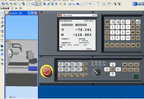 CNC turning programming