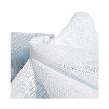 Tela no tejida con relieve cuadrado 3D en forma de S de ancho adicional