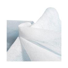 Нетканый материал с трехмерным квадратным тиснением S-образной формы с увеличенной шириной