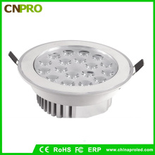 18W LED Spot Lamp with 300k 4000k 6000k