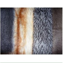 Wholesale Discount for Long Hair Faux Fur Tops Knitting Imitation Faux Fur export to France Factory