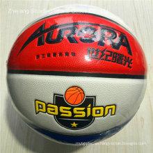Baloncesto Personalizado de desgaste resistente a la calidad de 8pieces baratos PU
