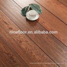 Plancher en bois massif à trois couches OAK WOOD