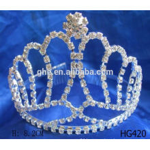 Sample available factory directly plastic princess crown toys