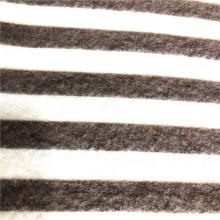 Tissu en cachemire brossé à imprimé T / R / SPX