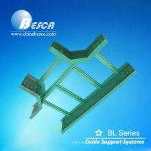 Type d'échelle de chemin de câbles de fibre de verre (UL, cUL, NEMA, CE, CEI, OIN)