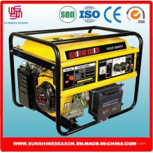 Conjunto de generador de gasolina para suministro al aire libre con CE (EC15000E1)