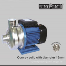 Industry Stainless Steel Centrifugal Pumps for Soilds