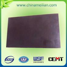 Изоляционный лист стальной конструкции, лист стекловолокна