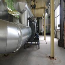 Catalytic Incineration System Equipment