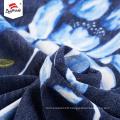 Custom Printed Polyester Fabric Wholesale Dress