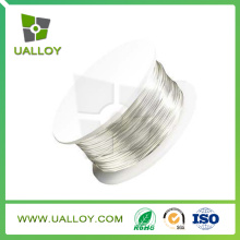 2.5mm Silver Copper Alloy Wire (AG72Cu28)