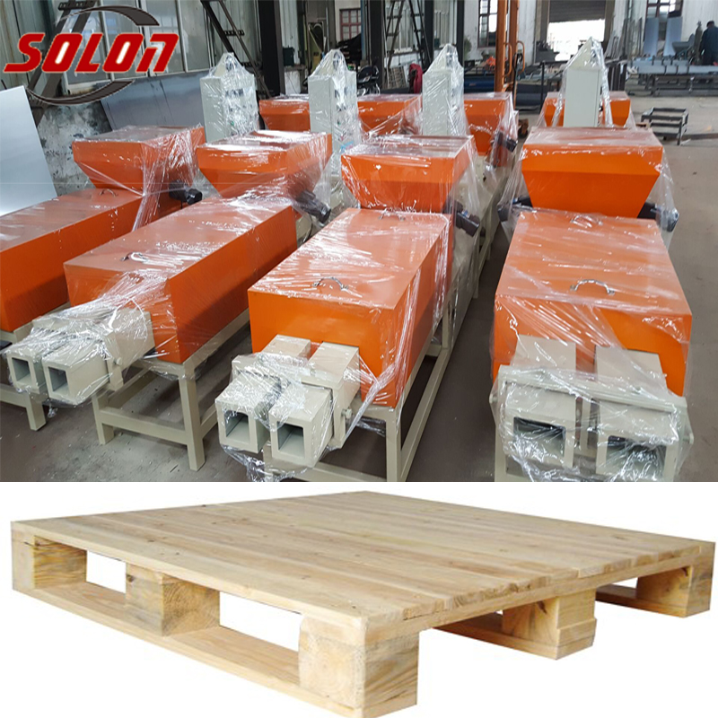 Machine For Wood Block Working Machine