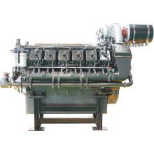 60Hz Googol Q Series Marine Diesel Engine for Boat 640kw-2000kw