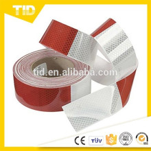 6 '' weißes und 6 '' rotes Reflexband, für LKW und Trail
