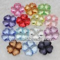 Top Sell 25MM Necklace Blossom Flower Beads
