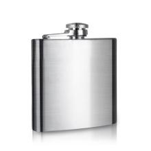 Promoción Popular acero personalizado inoxidable Hip Flask
