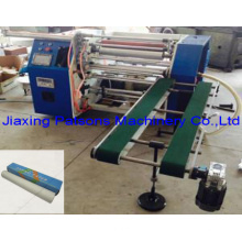 High Quality Automatic Coreless Food Baking Paper Rewinding Machine
