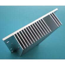 Personalizado fazem do dissipador de calor usando em produtos eletrônicos