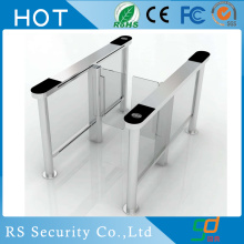 Fingerprint Scenic Spot Glass Turnstile Solutions