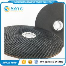 Placa de revestimento de fibra de vidro de disco de aleta de reforço T27 T29