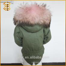 2017 Горячий продавая дешевый мешок пальто леди женщин