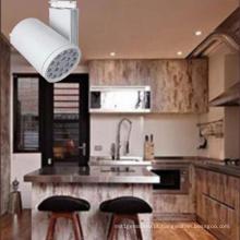 Venda quente 15W / 18W LED Track Spotlight