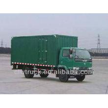 Alta qualidade 7 toneladas dongfeng caminhão container
