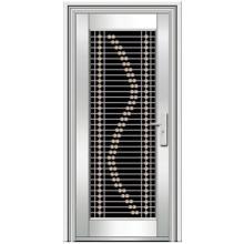 portas exteriores de aço inoxidável