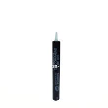 Recipientes para embalagem de pequenos tubos de plástico com tampas para cosméticos