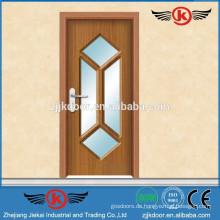 JK-P9219 pvc braun Fenster und Türen / Fiberglas Bad Tür