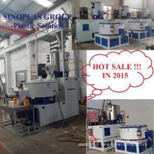 SRL-Z500 / 1000 mélangeur de PVC / unité de mélange / mélangeur / mélangeur à grande vitesse / mélangeur de poudre de PVC