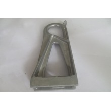 High voltage cable locking block