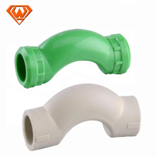 plastic material PPR crossovers pipe fitting