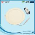 Led Panel Licht 18w High Lumen 8inch AC175-265V 1400LM führte Slim Downlight