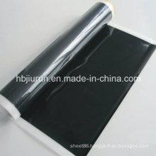 Black Thin Silicon Rubber Mat