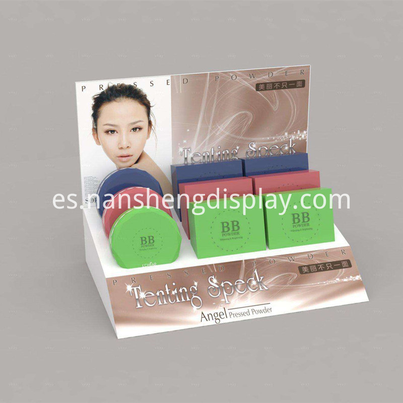 Acrylic Cosmetic Packaging