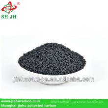 Charbon actif de colonne de charbon de vente chaude avec le prix concurrentiel