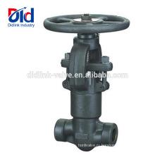 Сквозной трубопровод 12 Кран Orbinox для устья скважины 6 C 8 16-дюймовое уплотнение крана Кованая задвижка 1