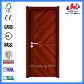 JHK-MD06 red melamine moulede mdf doors