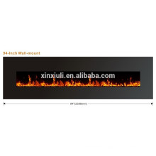 94 inch electric fireplace wall mounted
