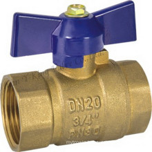 "Brass Gas Control Ball Valve 1""with Factory Price (YD-1027)"