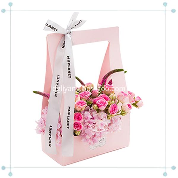 Paper Gift Flower Box LY2017032928-21
