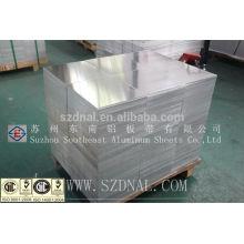 Precio de la hoja de aluminio para anunciar signo panel