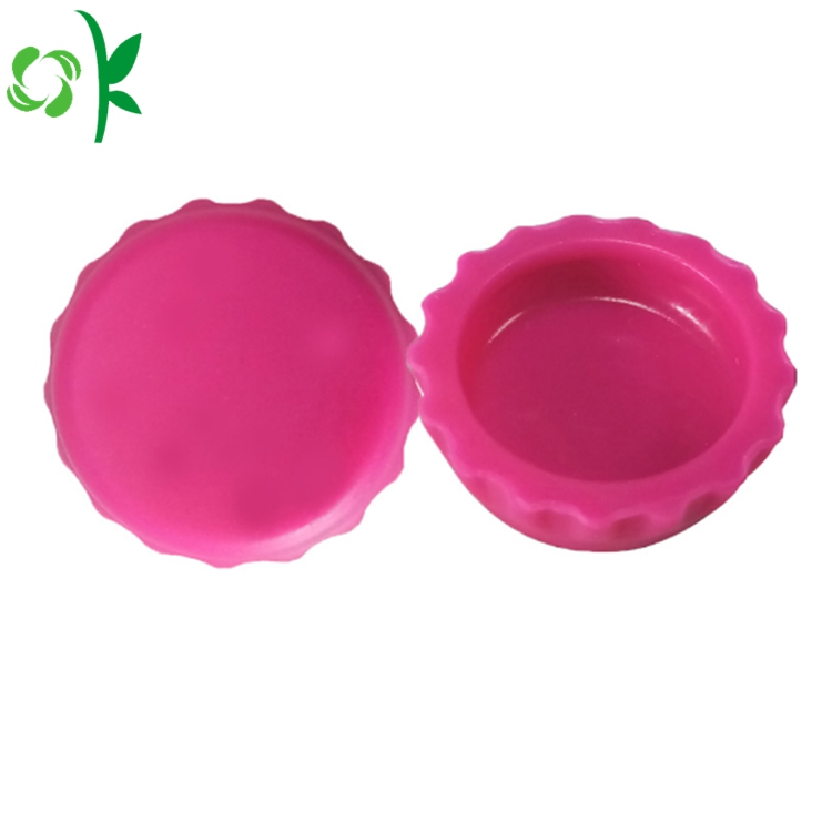 Silicone Beer Cap Stopper