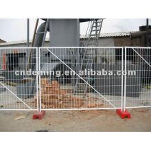 DM 2015Hot trempé de clôture temporaire galvanisée de l'usine chinoise