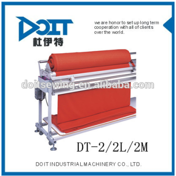 DT-2/2L/2M FABRIC RELAXING SPREADING CUTTING MACHINE