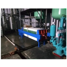 Low price sludge dewatering machine