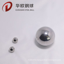 20mm Gcr15 AISI52100 Large Polished Chrome Steel Ball for Wheel Bearing