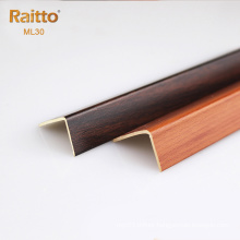 Advanced PVC Stair Nosing End Trim PVC Floor Profile for floor and stair